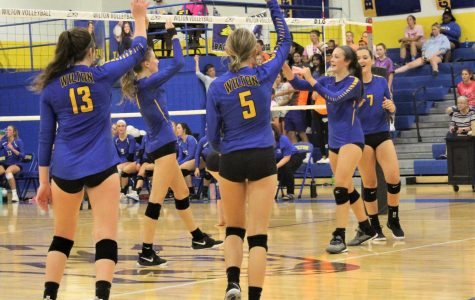 Rise Up: Wilton Volleyball Surpasses Expectations