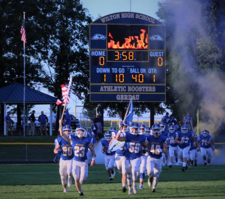 Wilton+Football%3A+Aiming+for+Playoffs