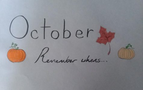 October Remember Whens