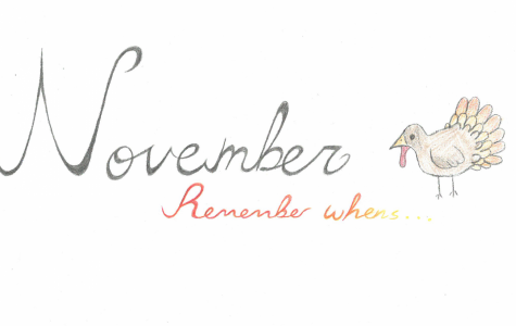 November Remember Whens