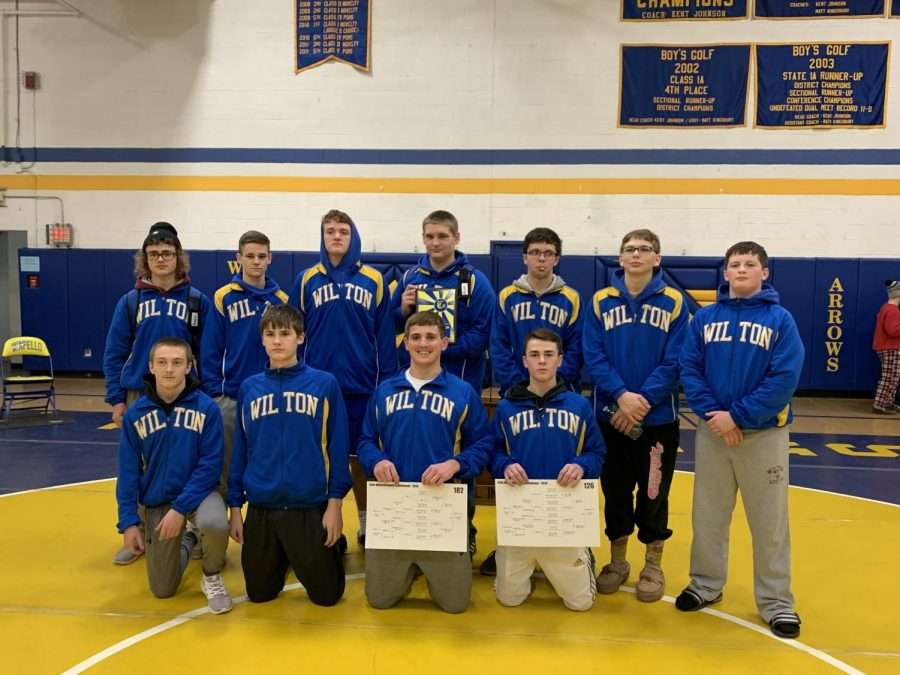 WIlton%27s+Wrestling+Team+Won+1st+place+at+Willard+Howell+