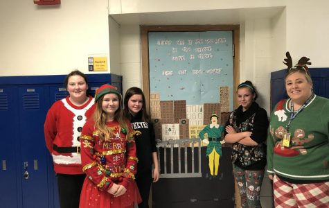 Wilton's Elf Doors Are Off the Hinges