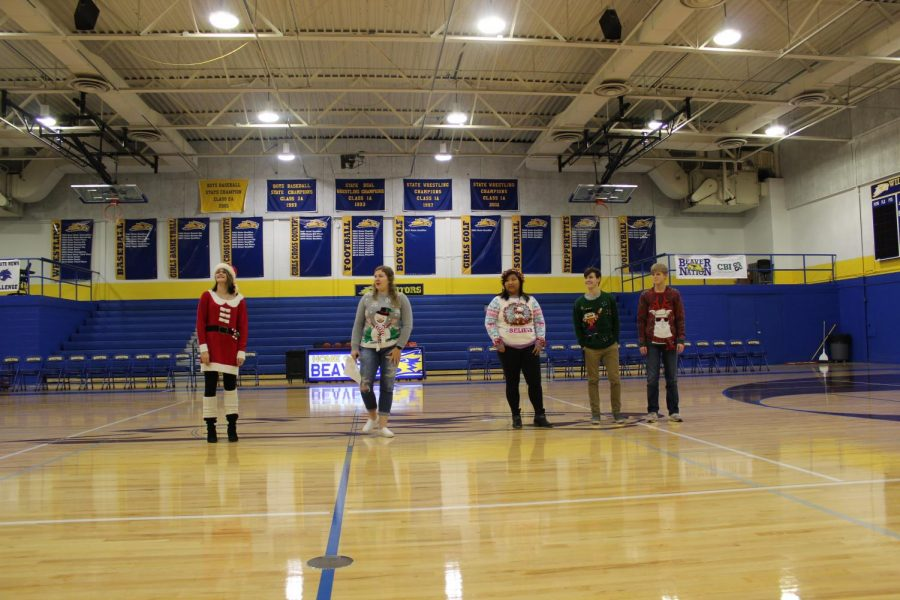 Ugly Sweaters Take the Court for Holiday Hoops