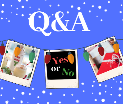 Satirical Q&A: Holiday Edition