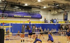 Wilton Volleyball has a Confident Start to their Season