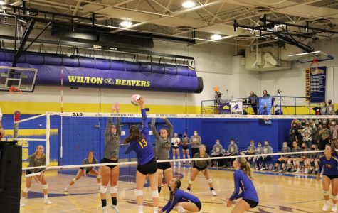 Wilton Volleyball has a Confident Start to their Season