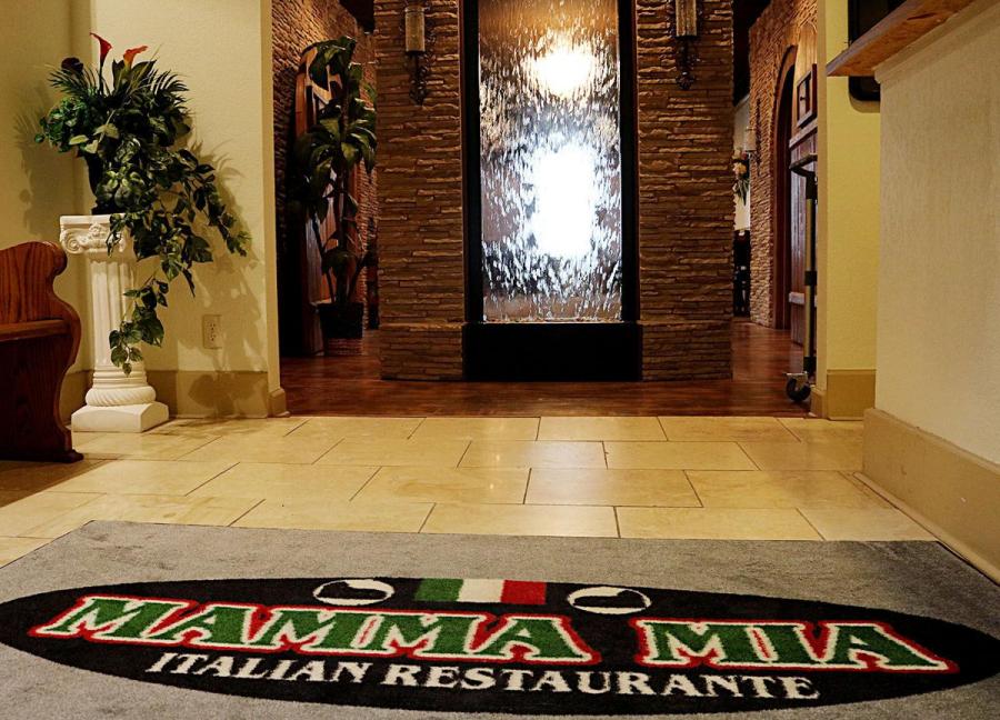 Mason's Mamma Mia's Restaurant Review